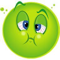 Envie de vomir et fatigue