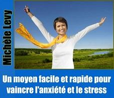 vaincre l'anxiété et le stress
