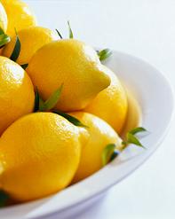 Le citron vous donne la pêche  !