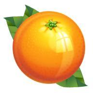 Pourquoi l'orange vous donne la pêche
