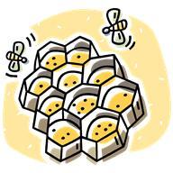 Remede de grand mere au miel : les abeilles sont nos amies