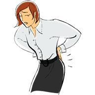 Le stress provoque t-il des maux de dos