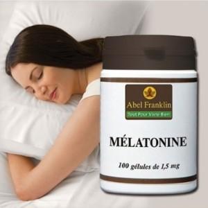 Mélatonine sommeil